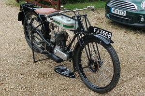 1925 Triumph Model P  For Sale