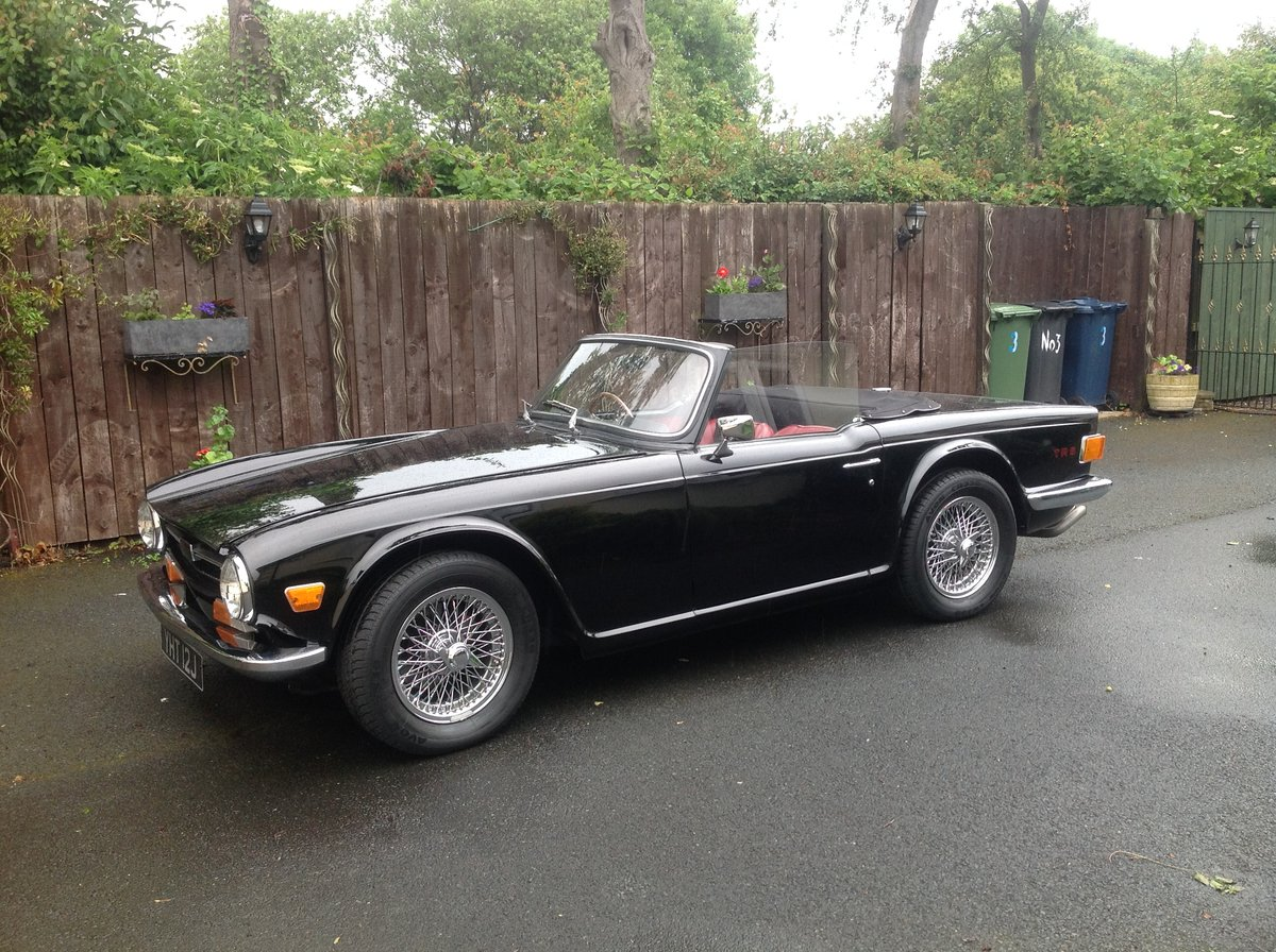 Triumph tr6 overdrive For Sale | Car And Classic