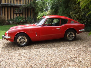 1969 GT6 MK2 3 owners  last for 33 years 78K SOLD