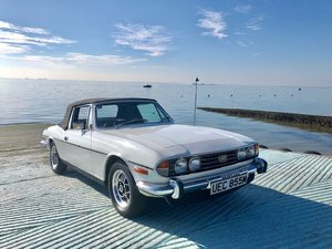 1974 Triumph STAG - ZF 4 speed Gearbox fitted For Sale