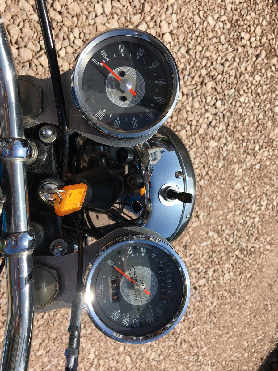 Triumph TR6 656 cc For Sale (picture 6 of 6)