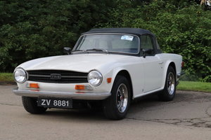 1973 Triumph tr6 fuel injection Original  For Sale