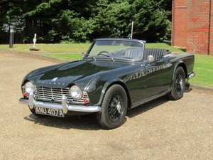 Triumph TR4 For Sale | Car and Classic