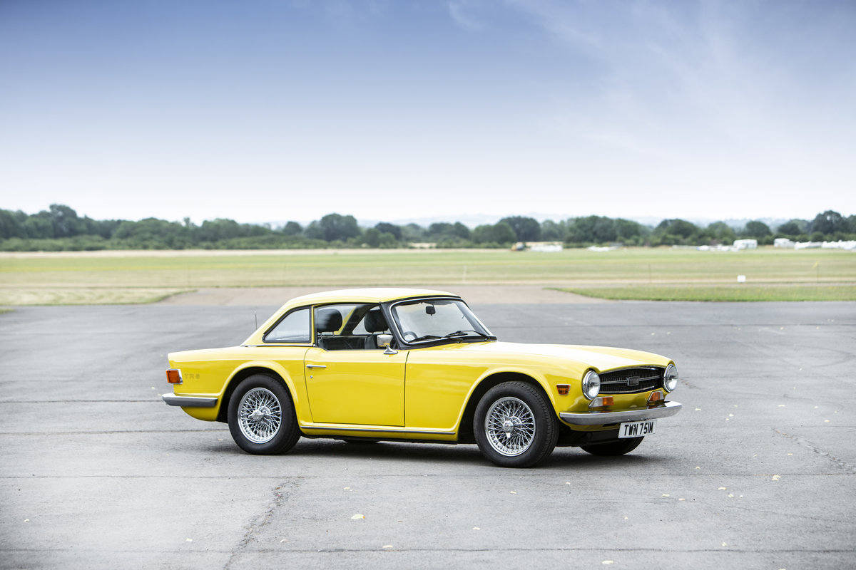 1974 Triumph TR6 For Sale by Auction | Car And Classic