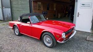 1972 Triumph TR6 SOLD