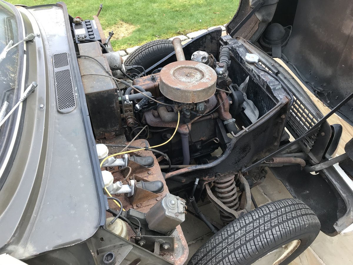 1965 Triumph Herald 1200. One Family Owner. For Sale (picture 6 of 6)