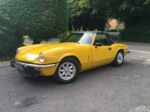 1981 Triumph Spitfire  For Sale