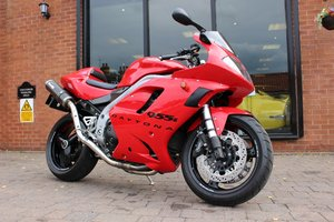 2002 Triumph 955i Daytona | Immaculate Condition
