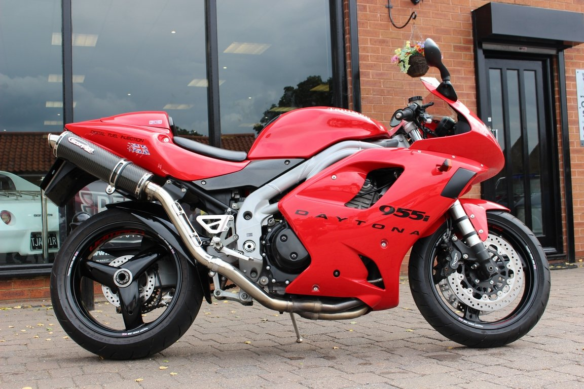 2002 Triumph 955i Daytona | Immaculate Condition  For Sale (picture 3 of 10)