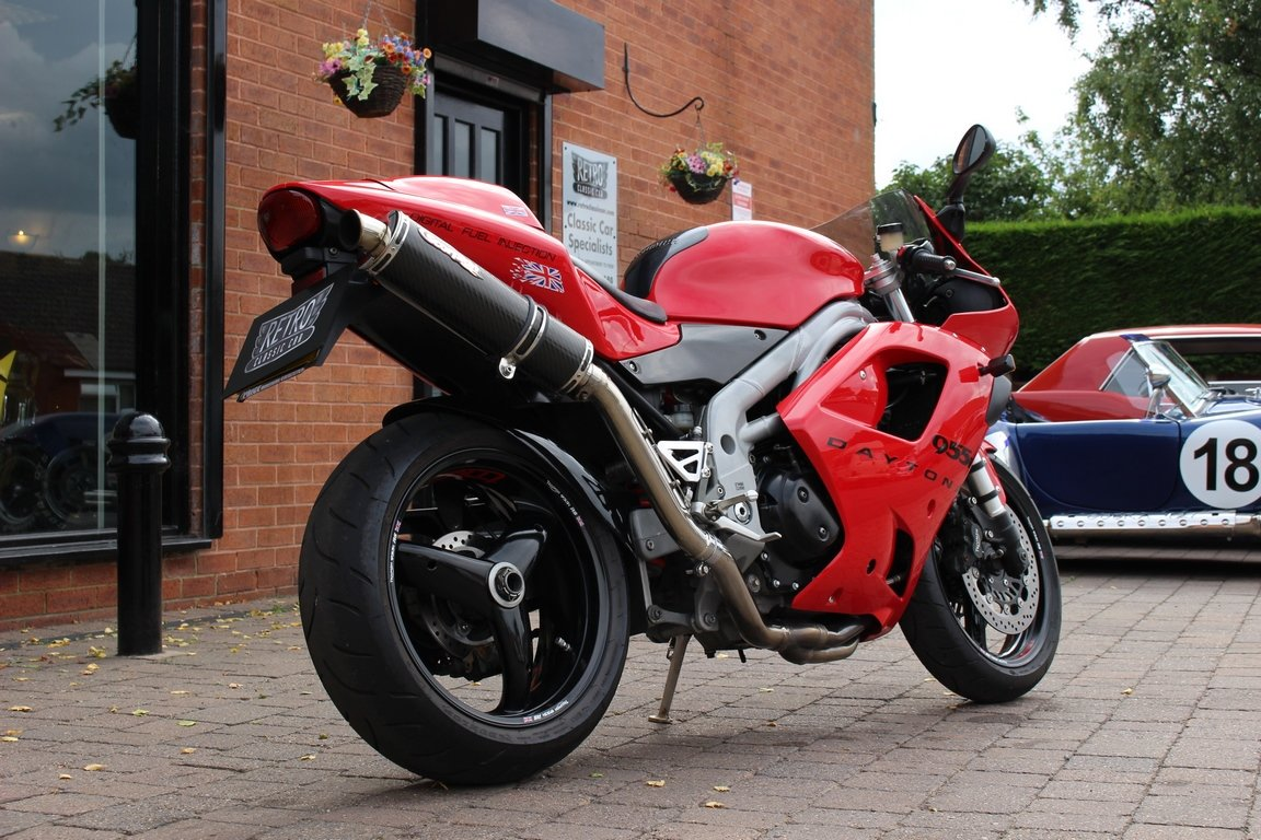 2002 Triumph 955i Daytona | Immaculate Condition  For Sale (picture 4 of 10)