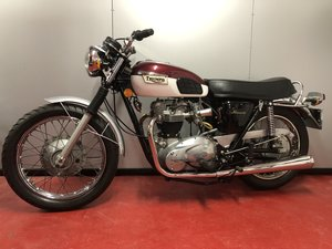 1971 TRIUMPH T120 650 BONNEVILLE RUNS MINT! OFFERS PX TRIALS For Sale