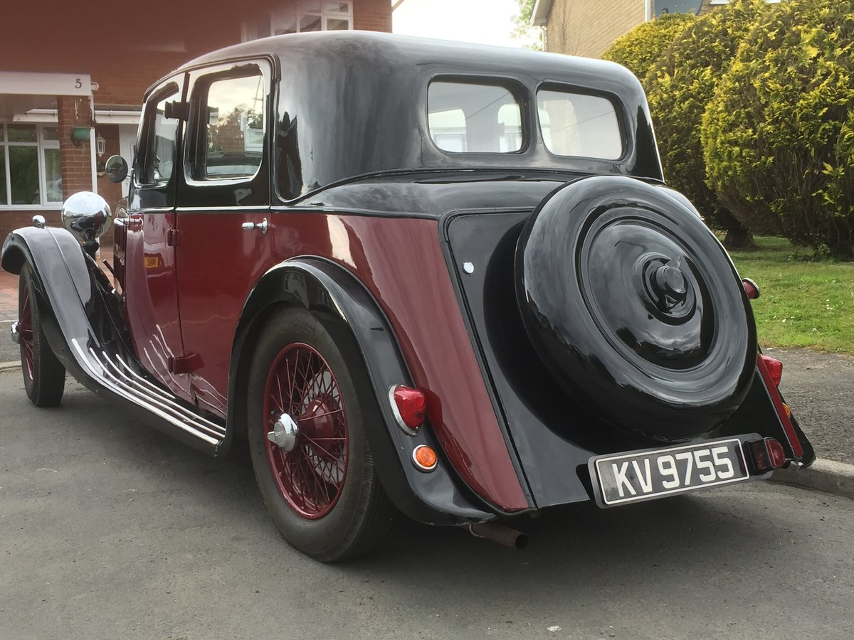 1934 Triumph Gloria -Very Rare Early Model  For Sale (picture 2 of 6)