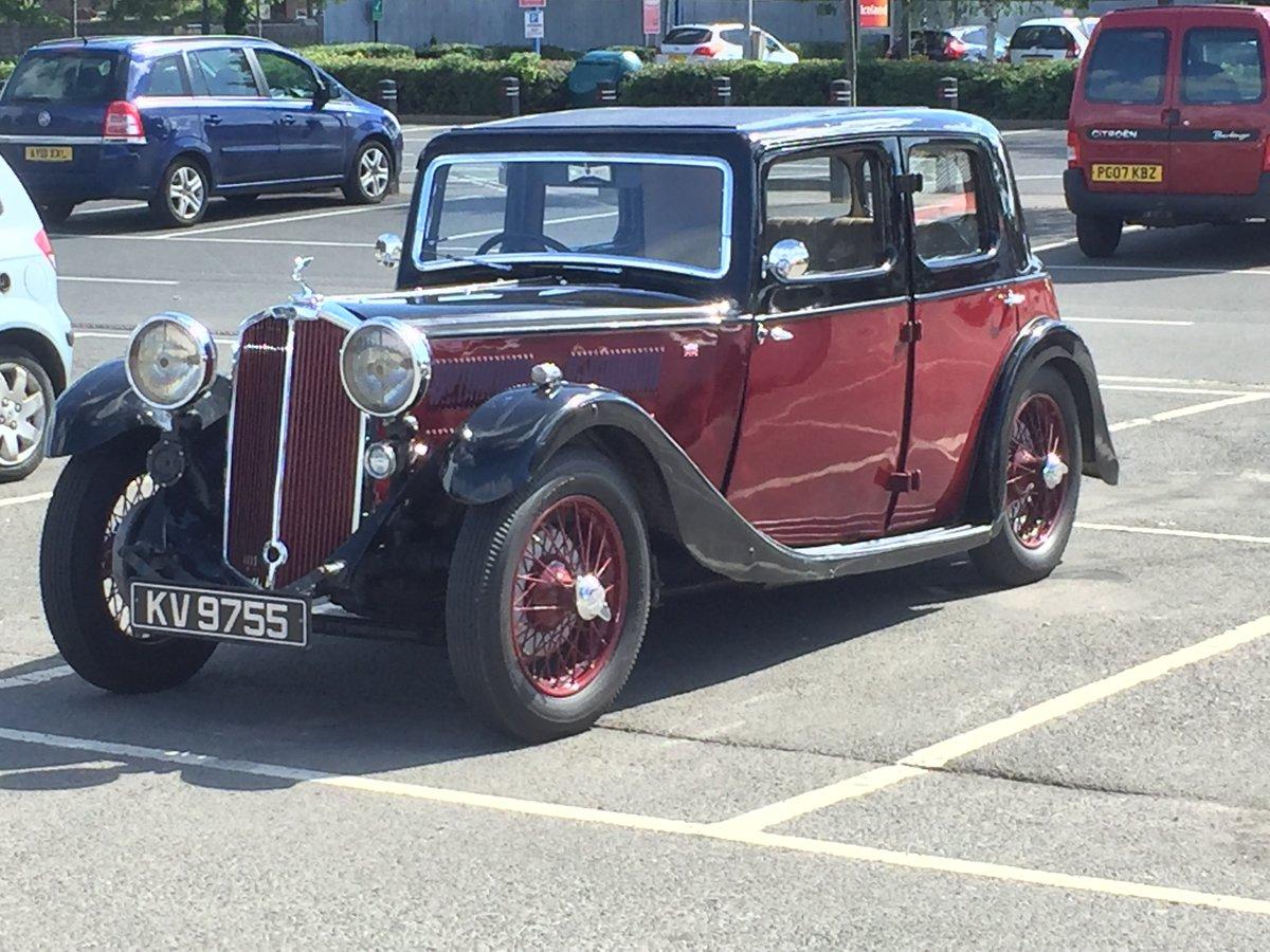 1934 Triumph Gloria -Very Rare Early Model  For Sale (picture 4 of 6)