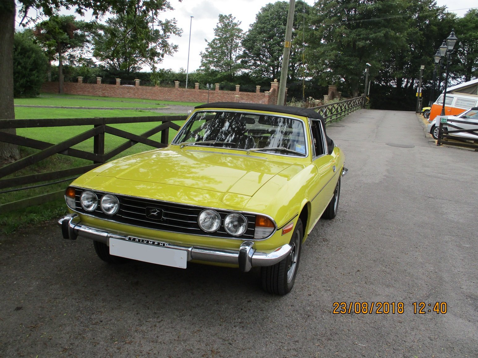 1975 Triumph Stag - Great Condition For Sale (picture 1 of 3)