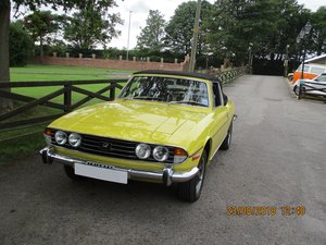 1975 Triumph Stag - Great Condition