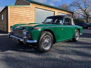 1965 Triumph TR4A Shropshire For Sale