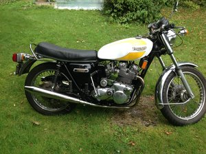 1975 T160 Trident 5 Speed For Sale