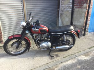 1970 TRIUMPH T100S UK original  For Sale