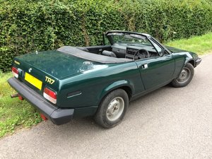 1980 Triumph TR7 Drophead convertible For Sale