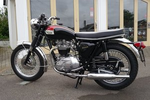 Triumph Bonneville 650cc T120 1967 Outstanding For Sale