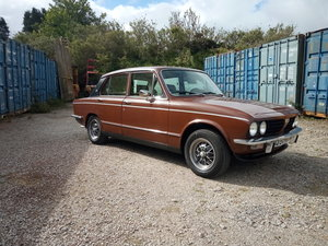 1979 Triumph dolomite 1850 hl. Excellent condition For Sale