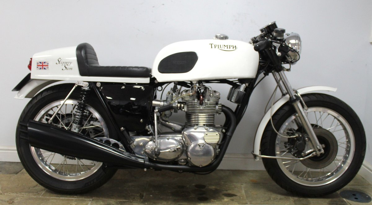1973 Triumph Trident T150 V Slippery Sam For Sale (picture 1 of 6)