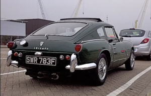 Triumph GT6 Mk1 1967 Racing Green For Sale