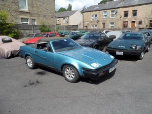 1982 Triumph TR7 DHC  For Sale