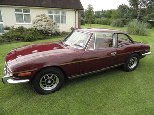 1972 Triumph Stag Mk1 Auto Low Miles, Low ownership For Sale