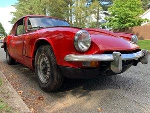 1970 Triumph GT6 Mk2 RARE For Sale
