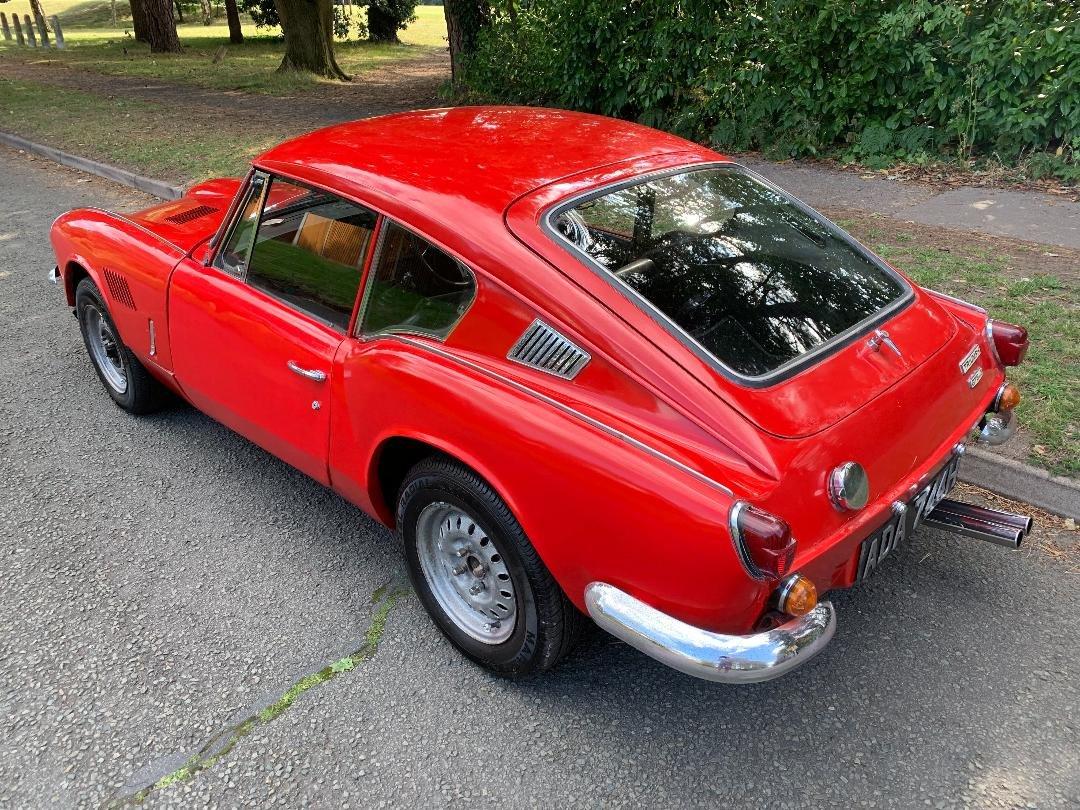 1970 Triumph GT6 Mk2 RARE For Sale (picture 3 of 6)