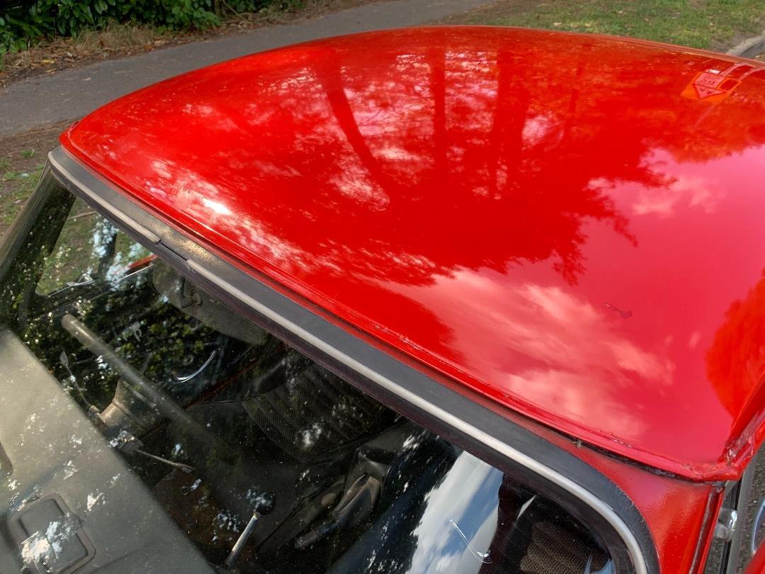 1970 Triumph GT6 Mk2 RARE For Sale (picture 5 of 6)