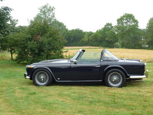 1966 Triumph TR4A fully restored For Sale
