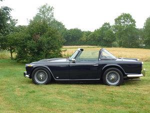 1966 Triumph TR4A fully restored