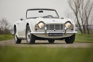 Triumph TR4 1964