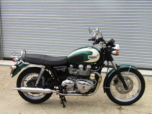 2008 Fuel Injection Bonneville SOLD