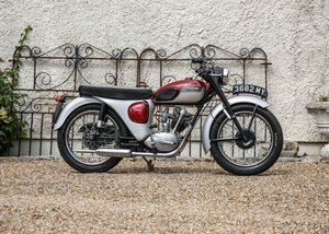 1961 Triumph T20 Tiger Cub For Sale by Auction
