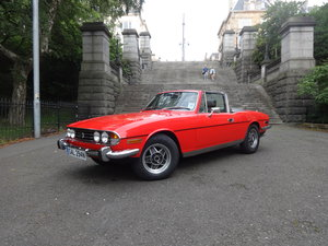 1974 Triumph Stag 3.0 Auto  For Sale