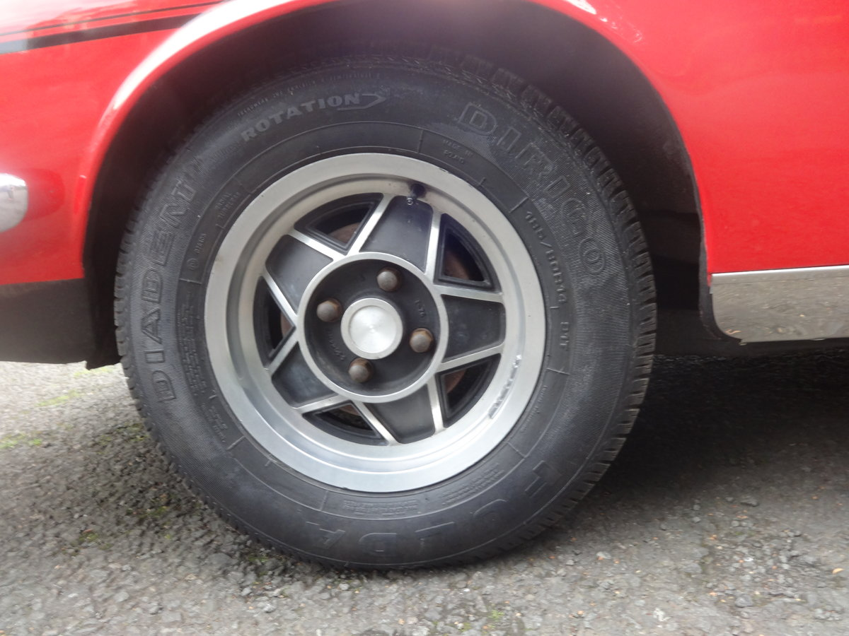 1974 Triumph Stag 3.0 Auto  For Sale (picture 6 of 6)