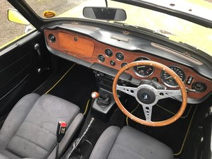 1973 Triumph TR6 Manual  For Sale
