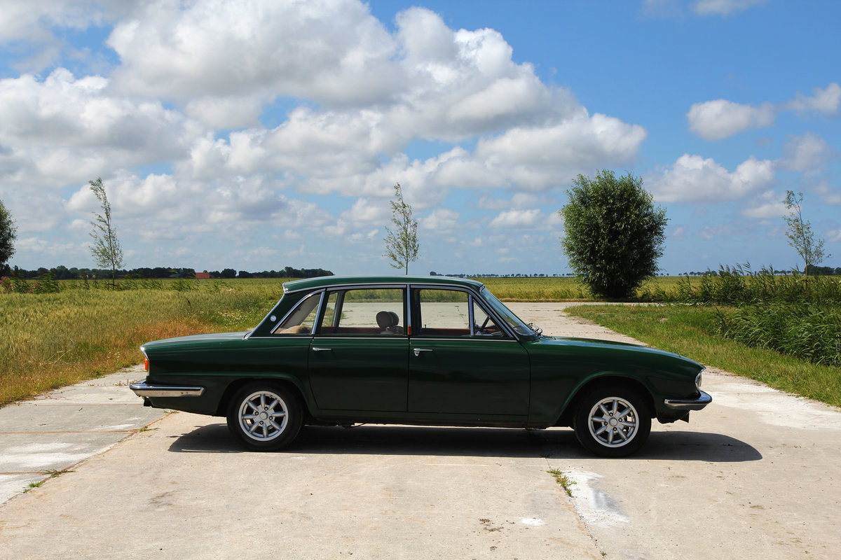 1978 Triumph 2500 TC Saloon overdrive LHD For Sale (picture 2 of 6)