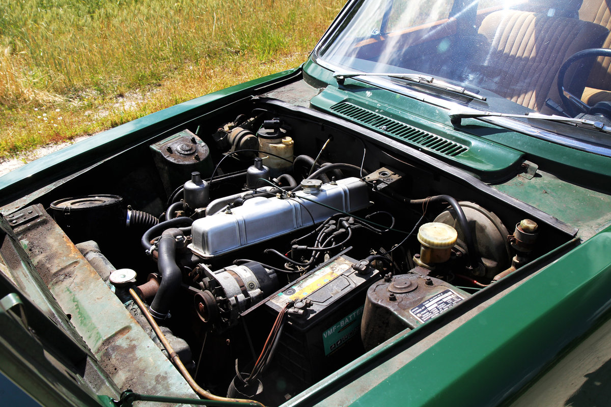 1978 Triumph 2500 TC Saloon overdrive LHD For Sale (picture 4 of 6)