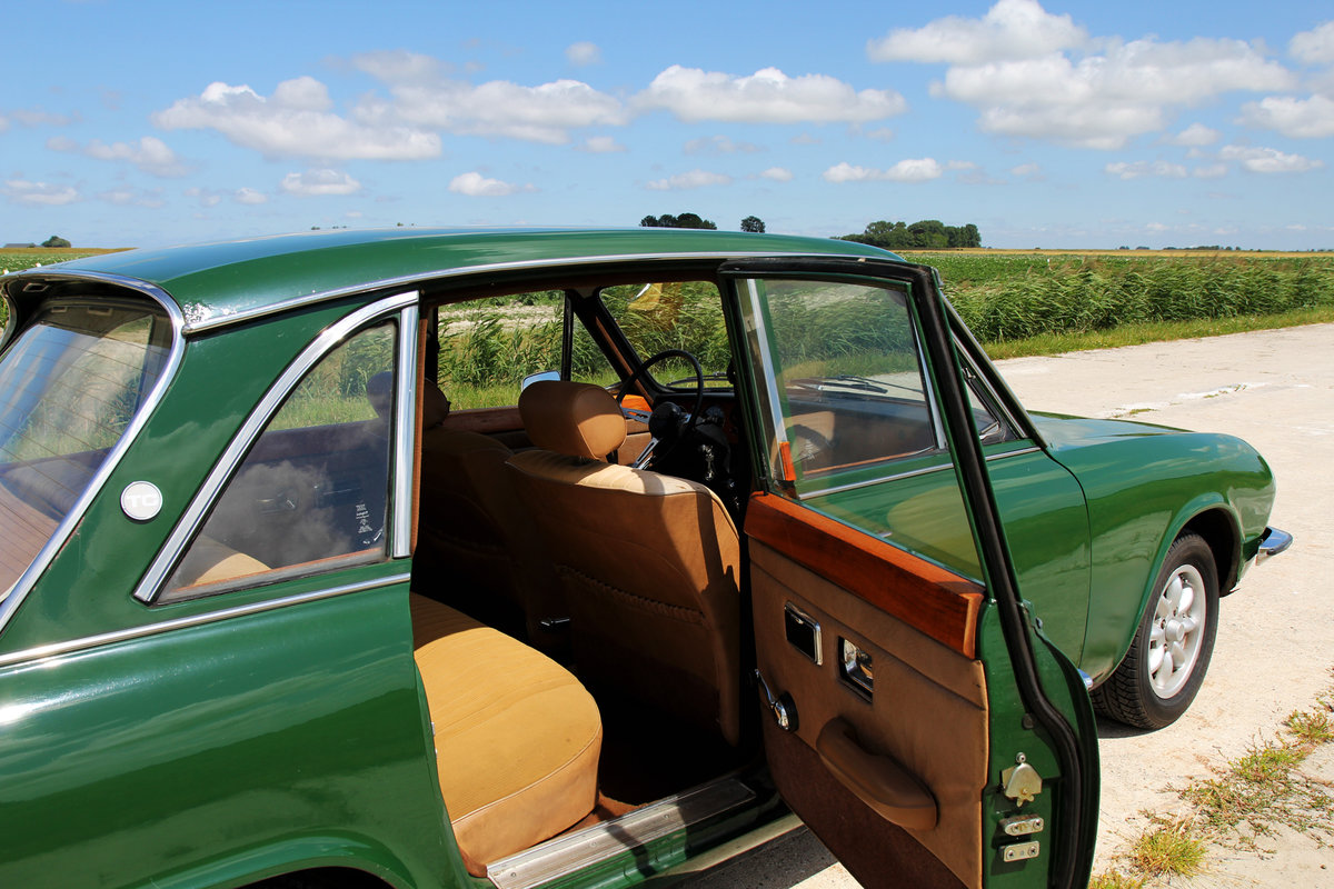 1978 Triumph 2500 TC Saloon overdrive LHD For Sale (picture 5 of 6)
