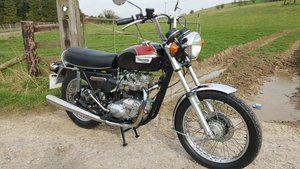 1977 Triumph Bonneville T140V  For Sale
