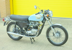 Triumph Bonneville T140 1973  For Sale
