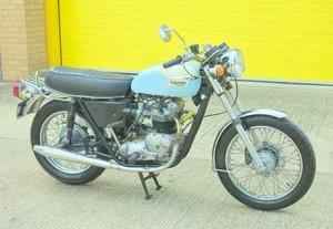 Triumph Bonneville T140 1973