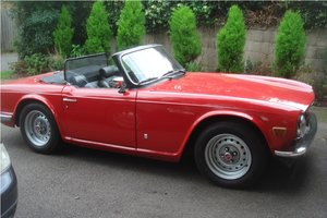 1973 Triumph Tr 6  For Sale