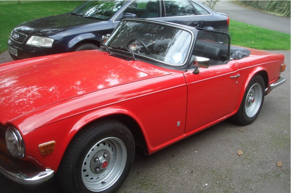 1973 Triumph Tr 6  For Sale (picture 2 of 6)