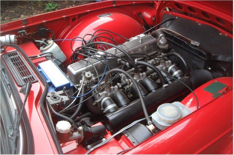 1973 Triumph Tr 6  For Sale (picture 6 of 6)