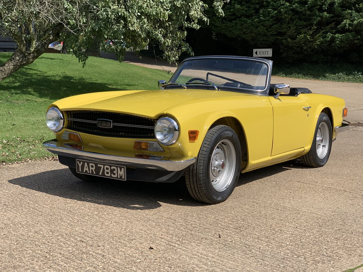 1973 Triumph TR6  For Sale (picture 3 of 6)